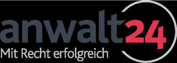 Anwwalt 24 logo